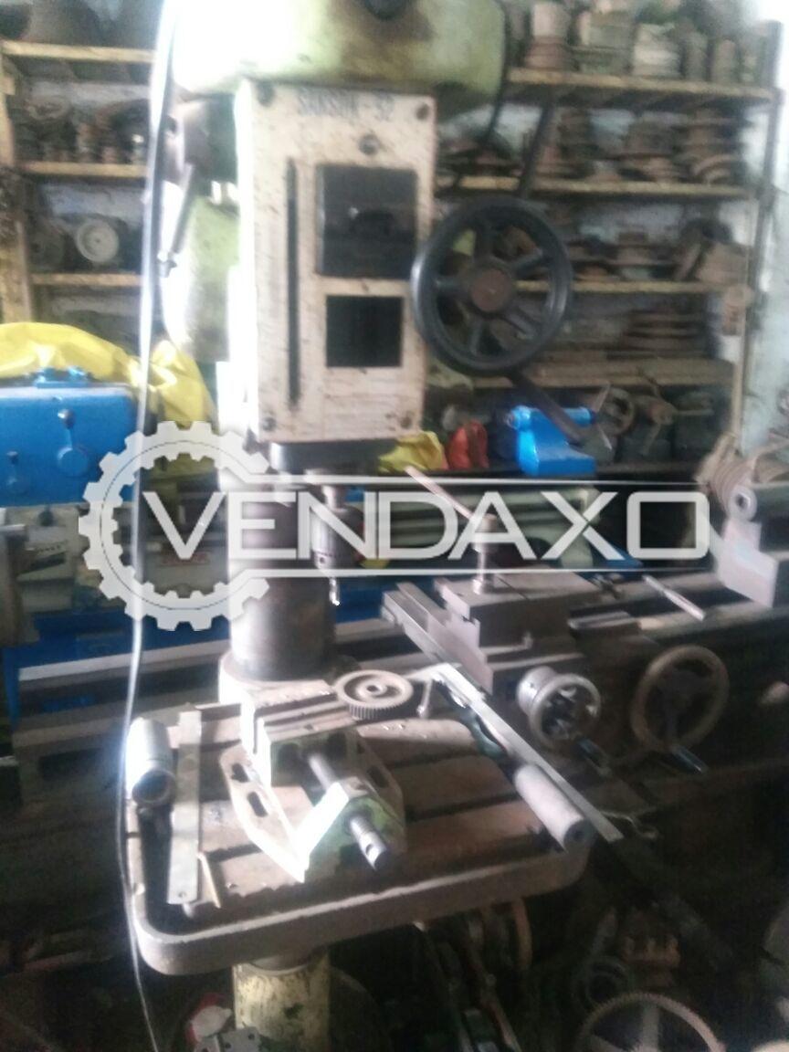 Drill machine 1