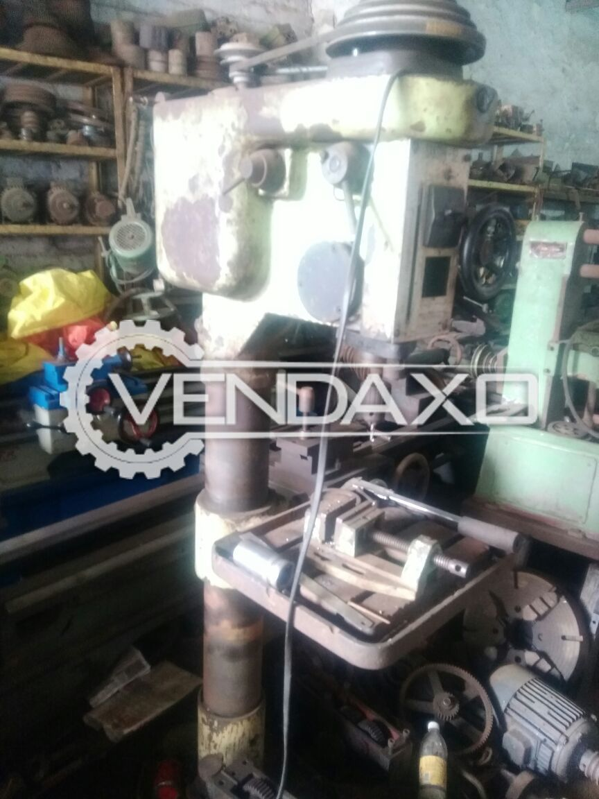 Drill machine 2