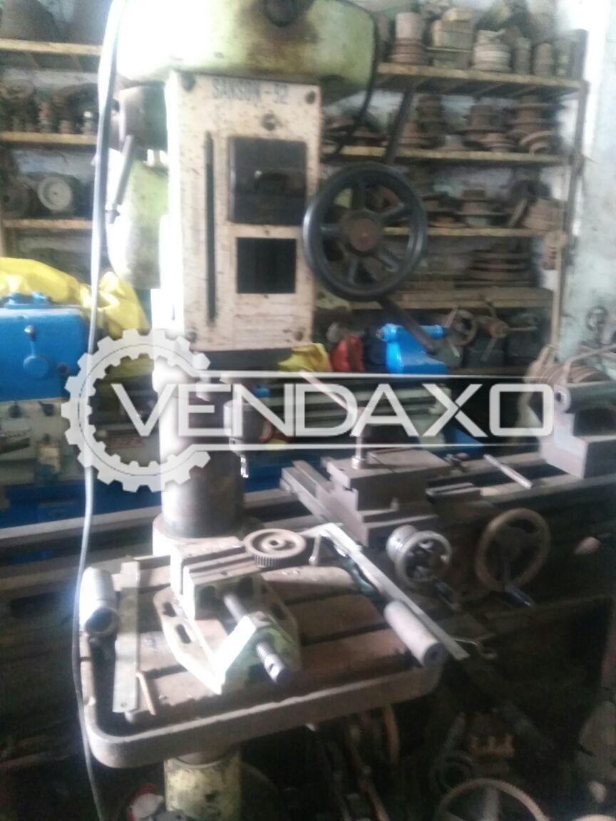 Drill machine 3