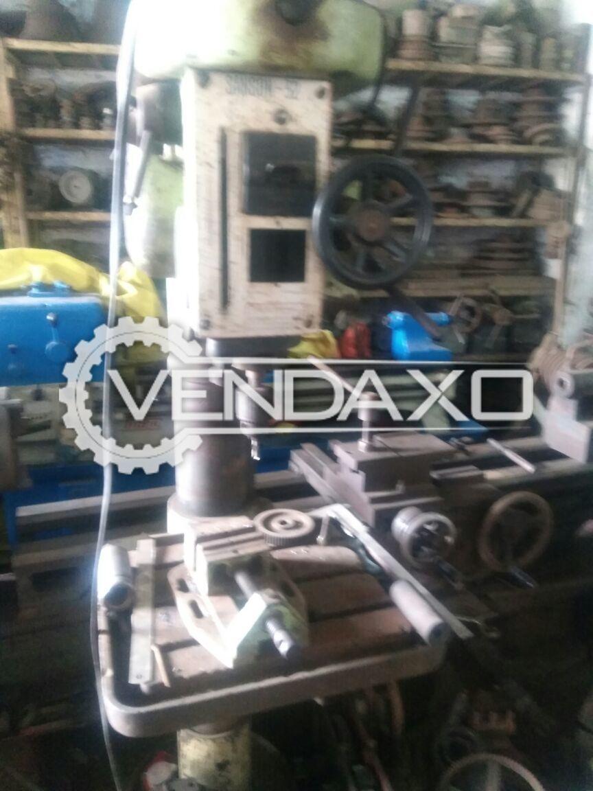 Drill machine 4