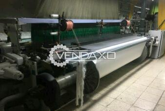 6 Set Of Leonardo Vamatex Rapier Weaving Machine - Width - 360 CM, 2005 Model