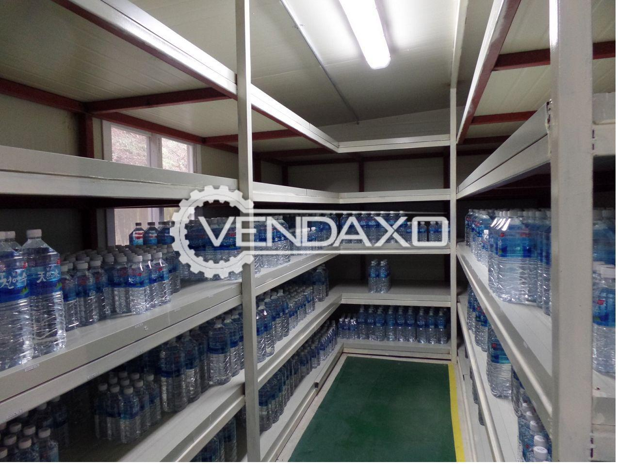 IMineral Water Production Line - 400 Bottle/Min