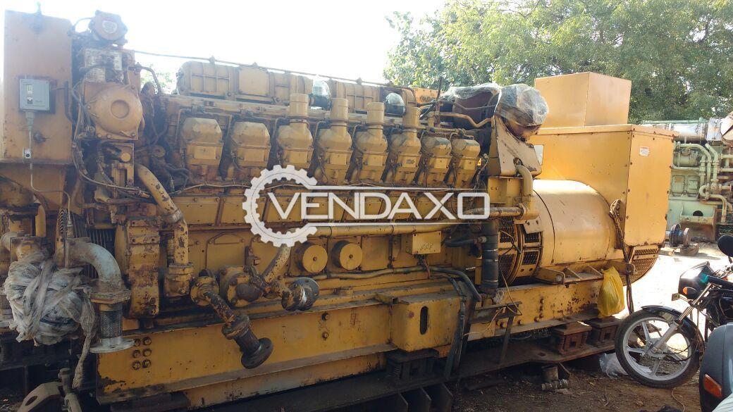 Caterpillar 3516B Diesel Generator - 2281 kVA