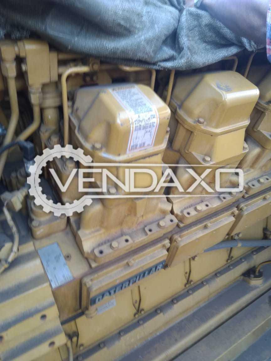Caterpillar 3512 Diesel Generator - 1250 kVA