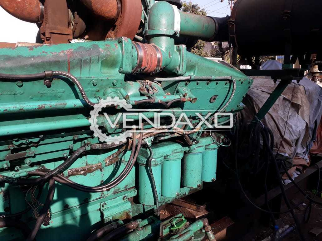 Cummins Diesel Generator - 1250 Kva