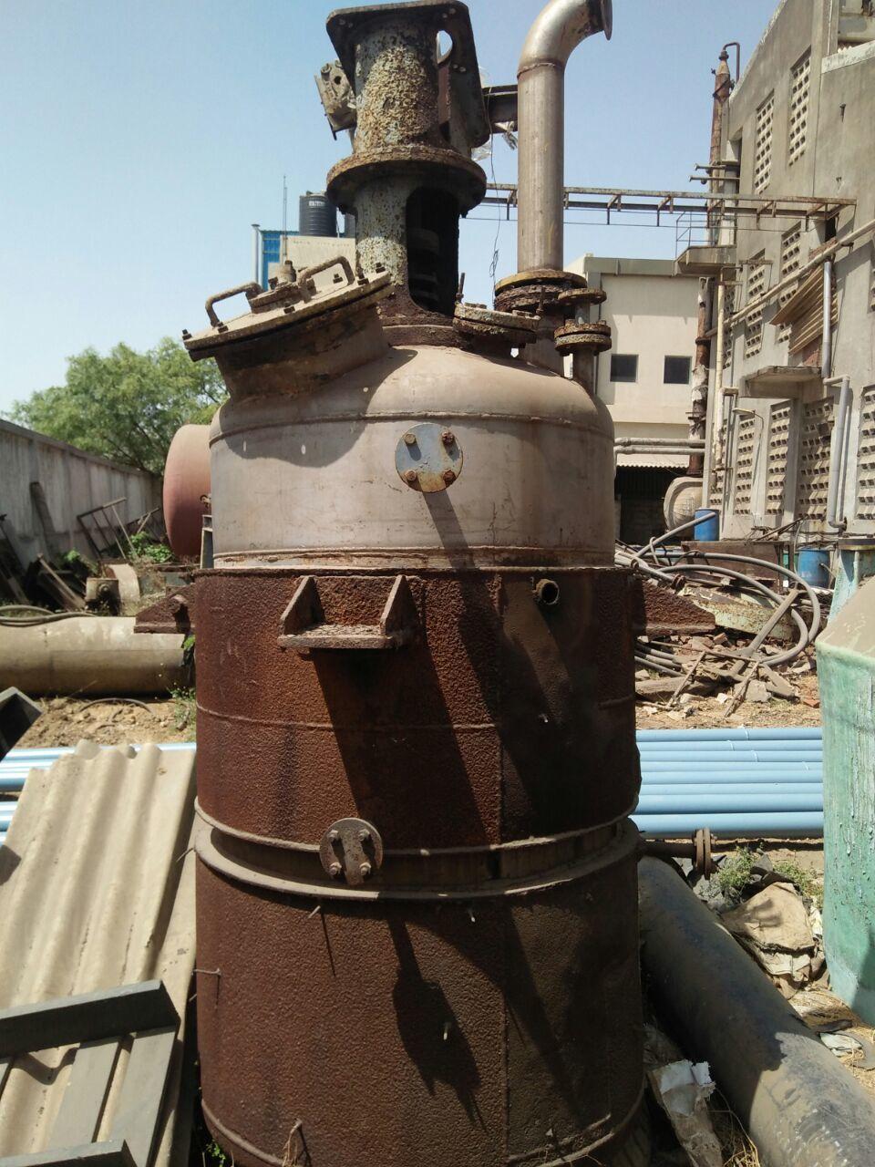 SS Reactor - 1200 Liter