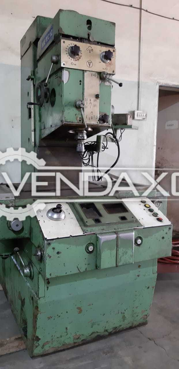 WMW BKOE Jig Boring Machine - 650X400X350 MM