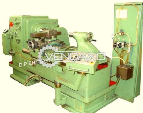 Relieving lathe 1