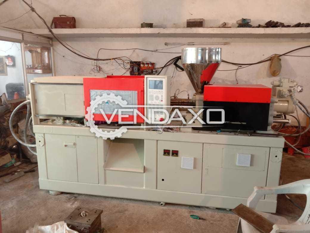 Nigata CN50-T Injection Moulding Machine - 50 Ton