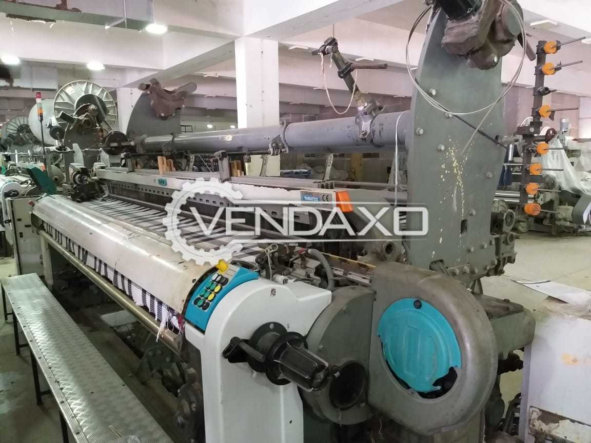 Vamatex Leonardo Dyna Terry Loom Machine - Width - 3000 mm, 2005 Model