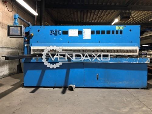 Fasti 528-30-6.0 Hydraulic Shearing Machine - Dia. 3040 x 6.0 mm