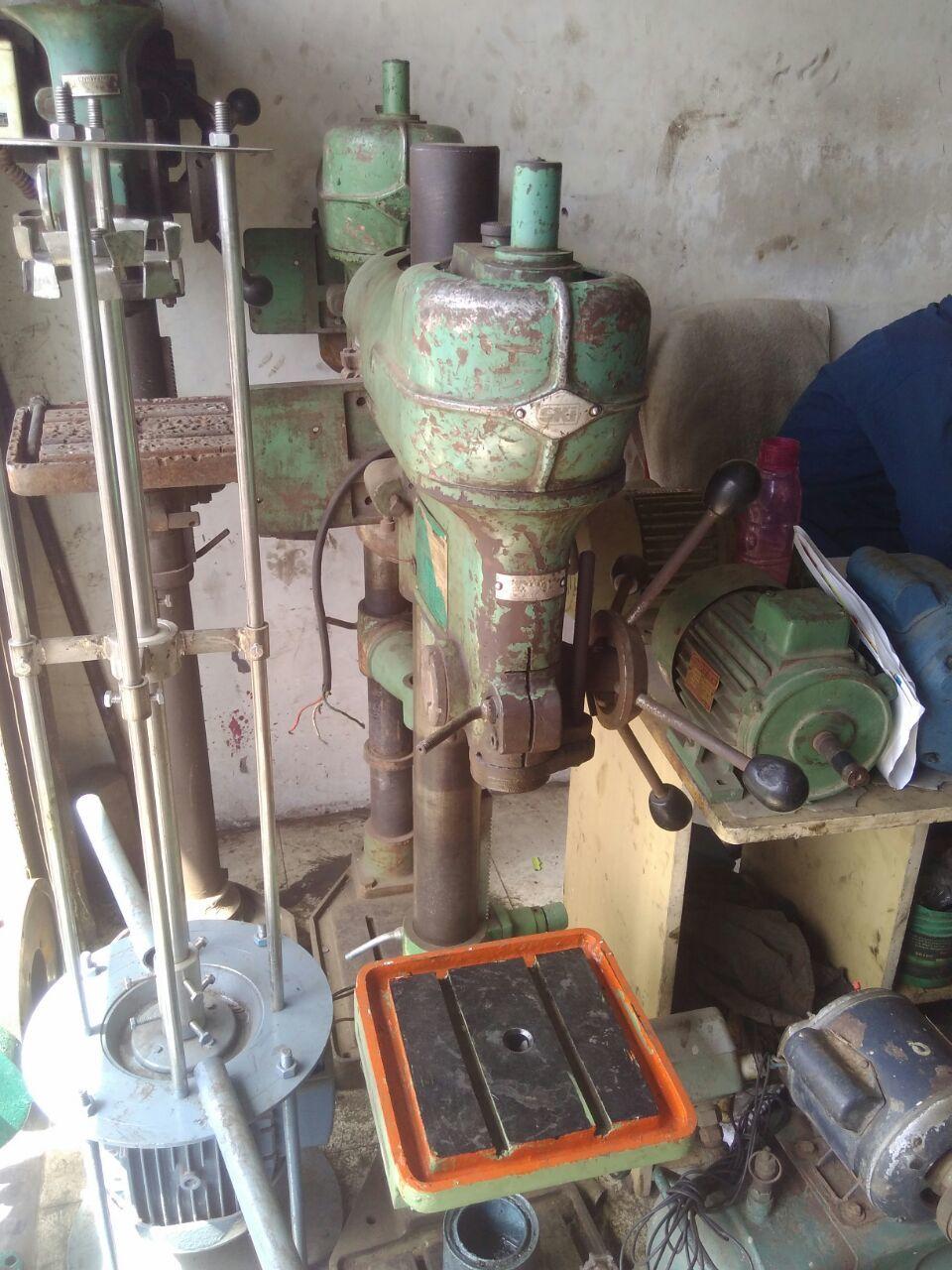Drill machine skpanchal