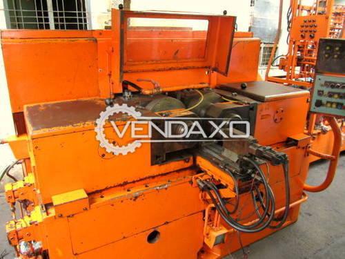 Escofier incremental spline rolling machine 30 ton 2