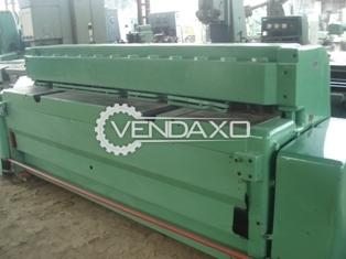 WMW KS254 Shearing Machine - Cutting Length - 2700 mm