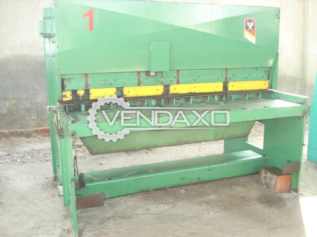 FASTI-HOAN Shearing Machine - Cutting Length - 2100 mm