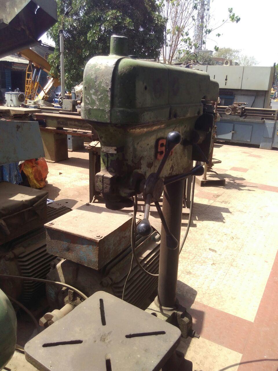 Drill machine sm