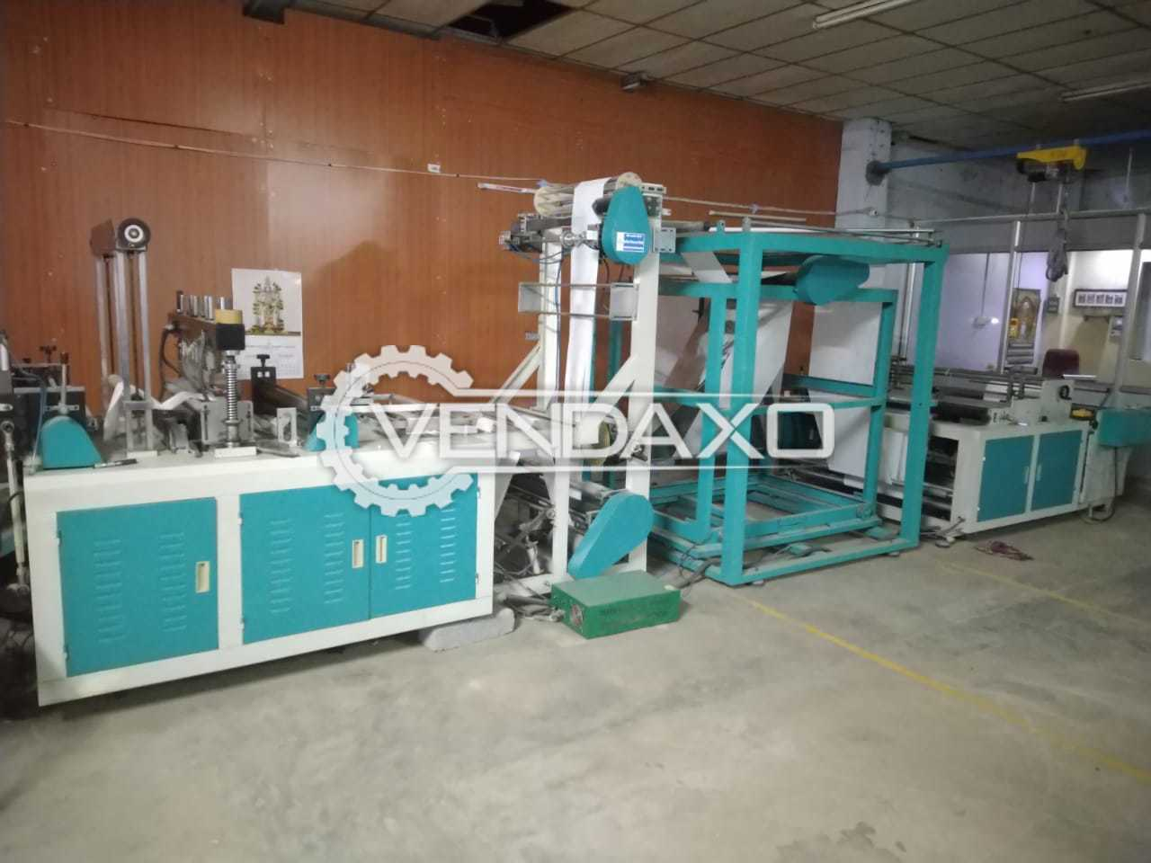 Non Woven Bag Making Machine - 700 mm