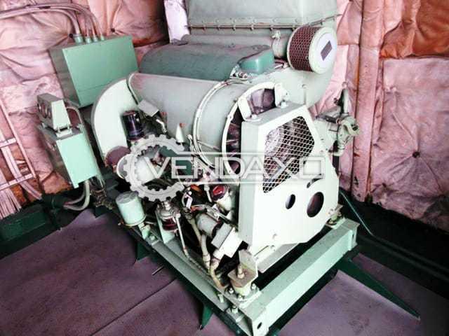 MITSUI DEUTZ Air Compressor - 60 KW