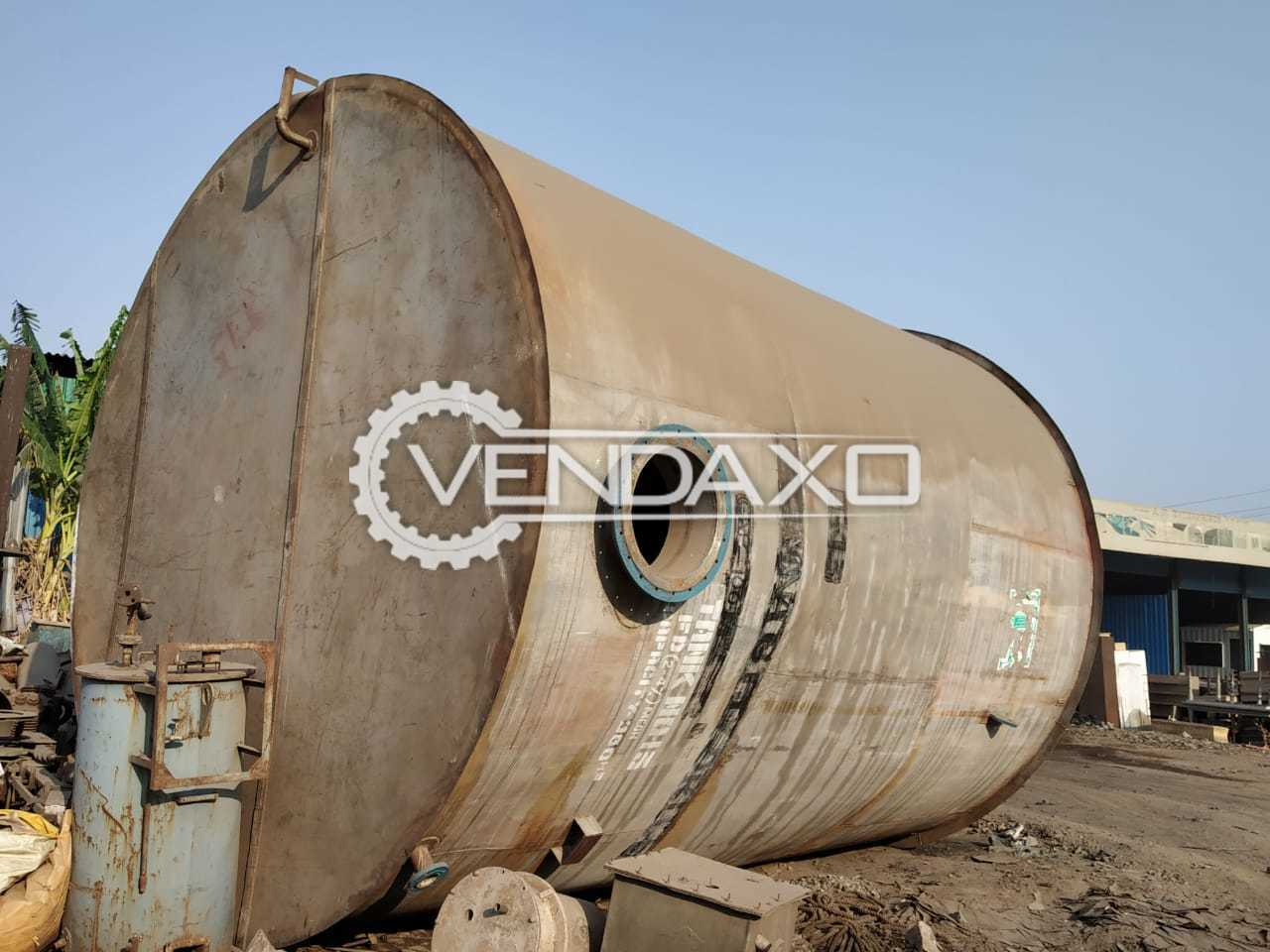 SS 316 And SS 304 Mixed Storage Tank - 100 KL
