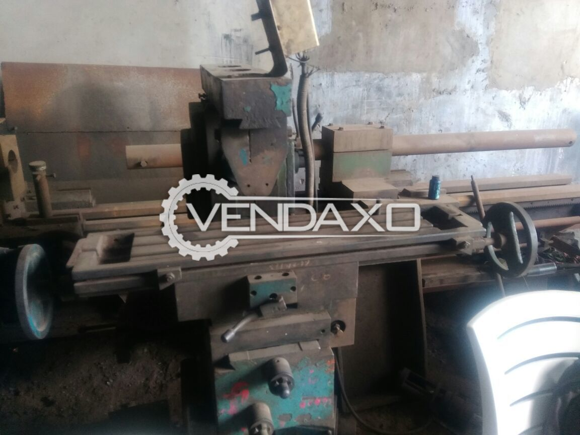 Milling machine size no 1 3