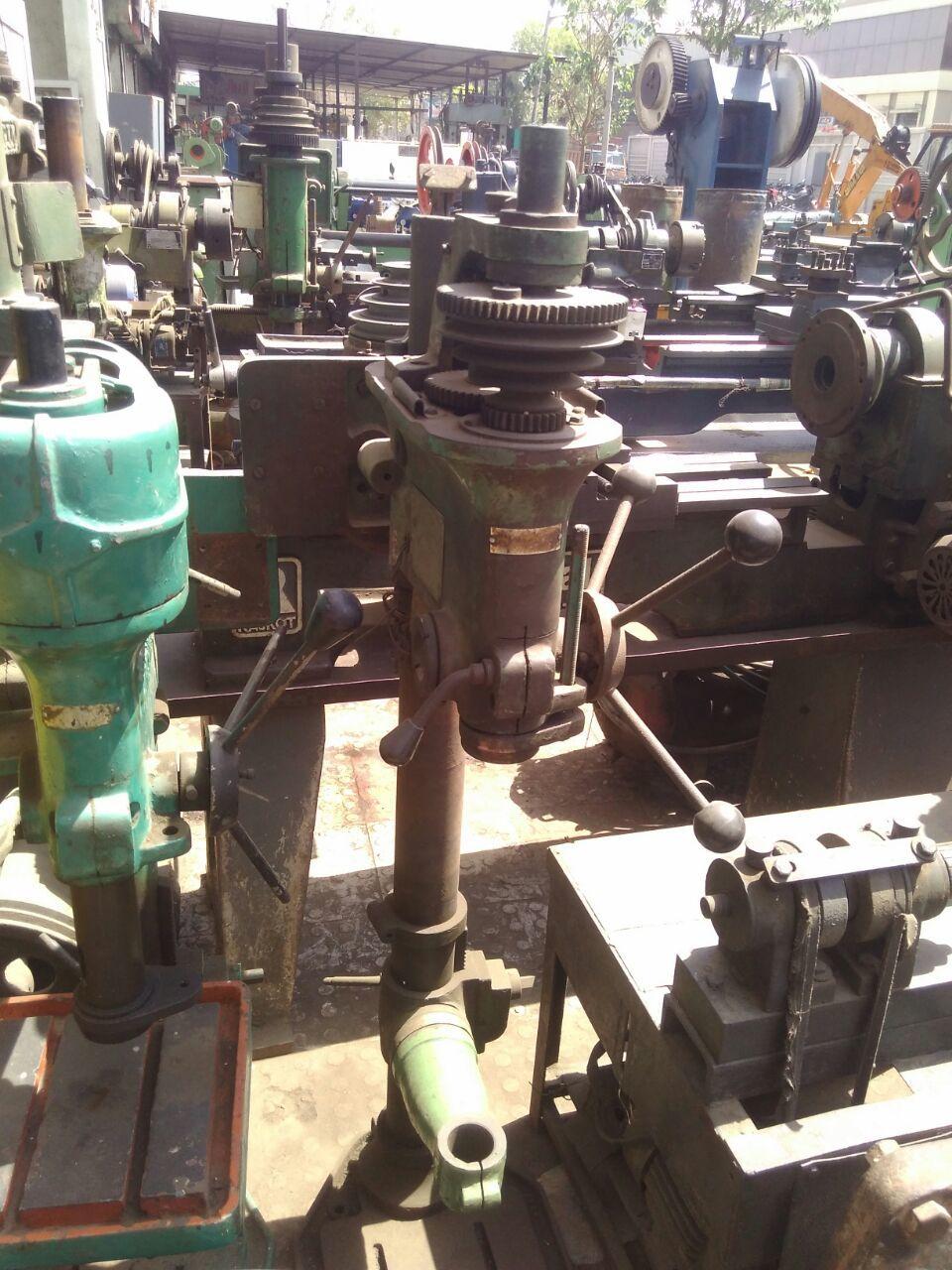 Drill machine mk