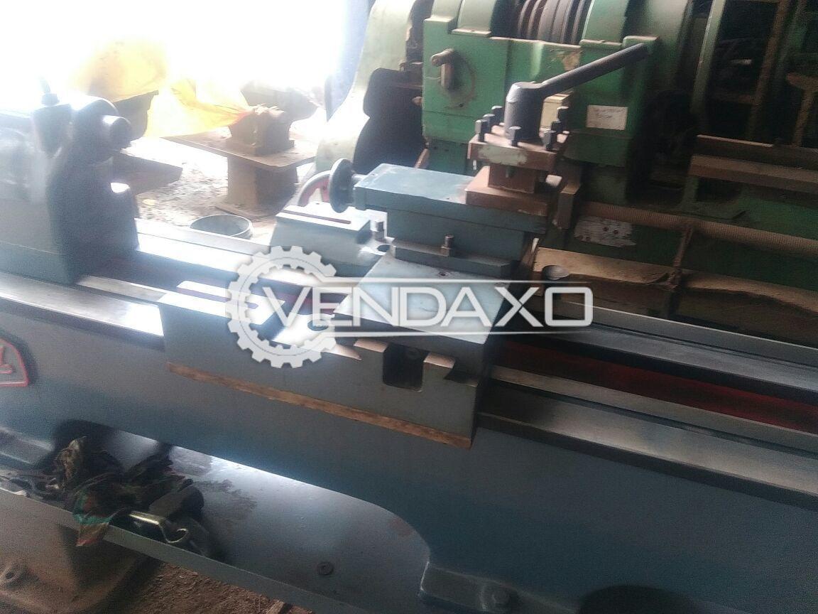 Atul lathe machine 10 feet 10 center 3