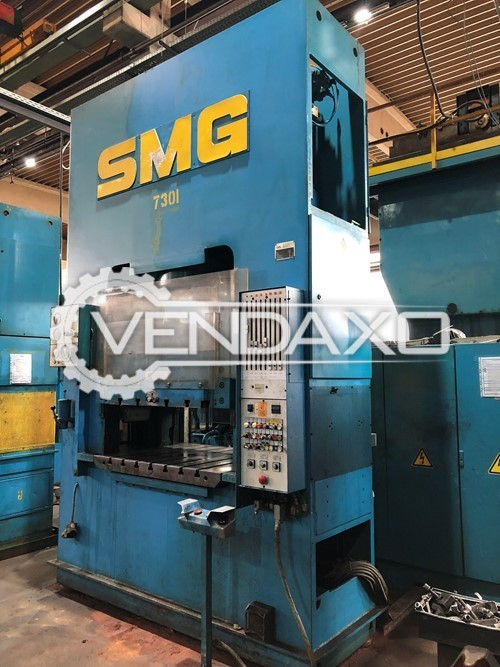 SMG DS315 Double Column Hydraulic Press Machine - 315 Tons