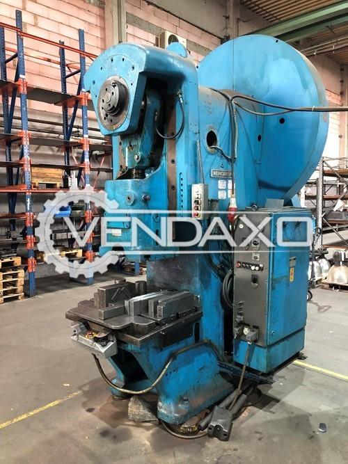 Weingarten ER60w Eccentric Press Machine - 160 Ton