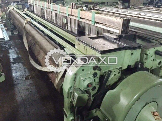 16 Set Of Sulzer TW11 Loom Machine - 153 Inch