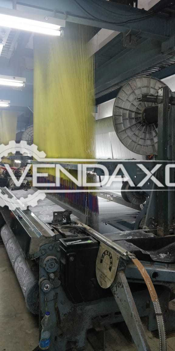 6 Set of Vamatex SP151 Jacquard Terry Loom Machine - Width - 260 CM