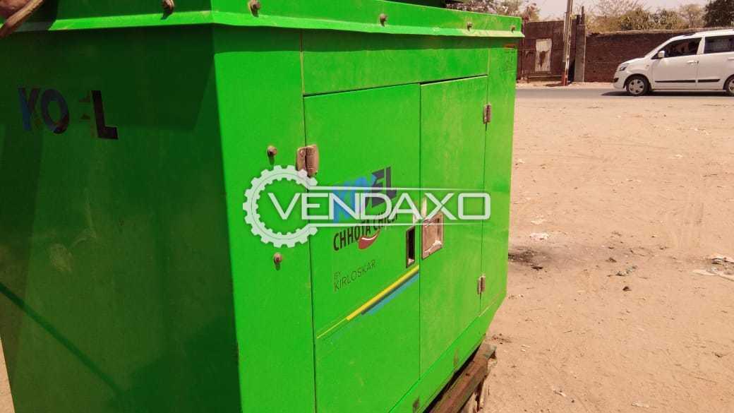 Kirloskar Diesel Generator - 5 kVA