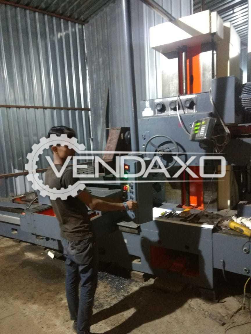 HMT Cylindrical Grinding Machine -  1300X1200X900 mm