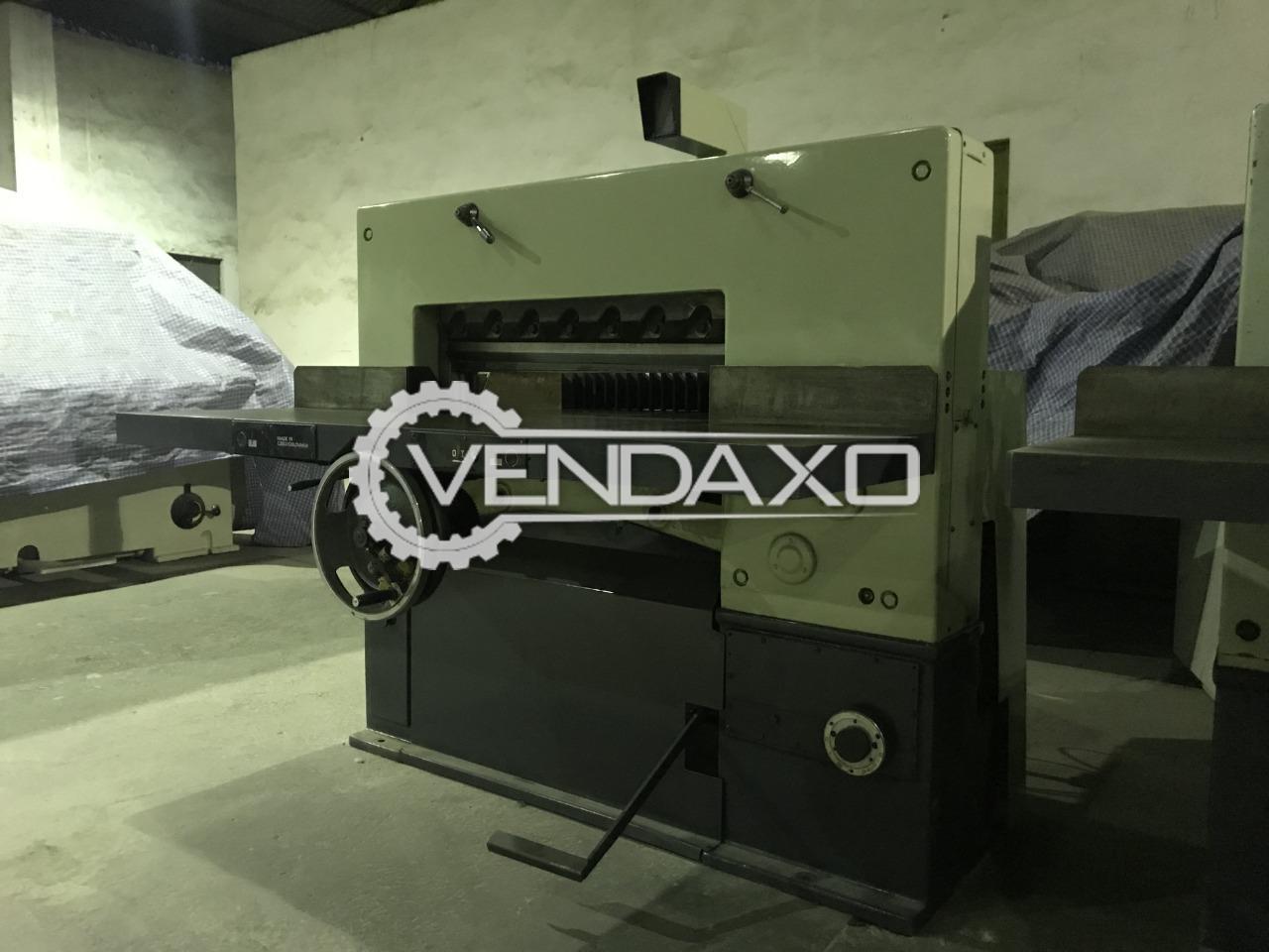 ADAST Maxima MH-80 Hydrualic Paper Cutting Machine - Size - 32 Inch