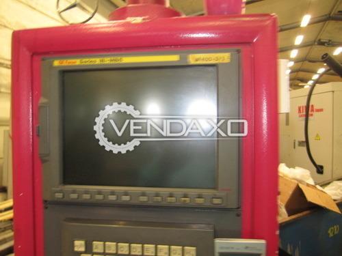 Bed milling machine 500x500  2