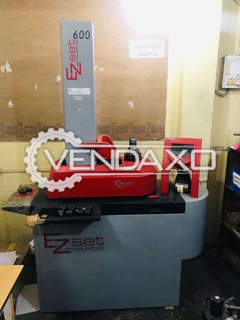 EZset IC1 Tool Presetter Machine - Dia. 400 mm