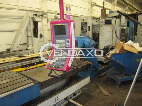 Bed milling machine 500x500  1