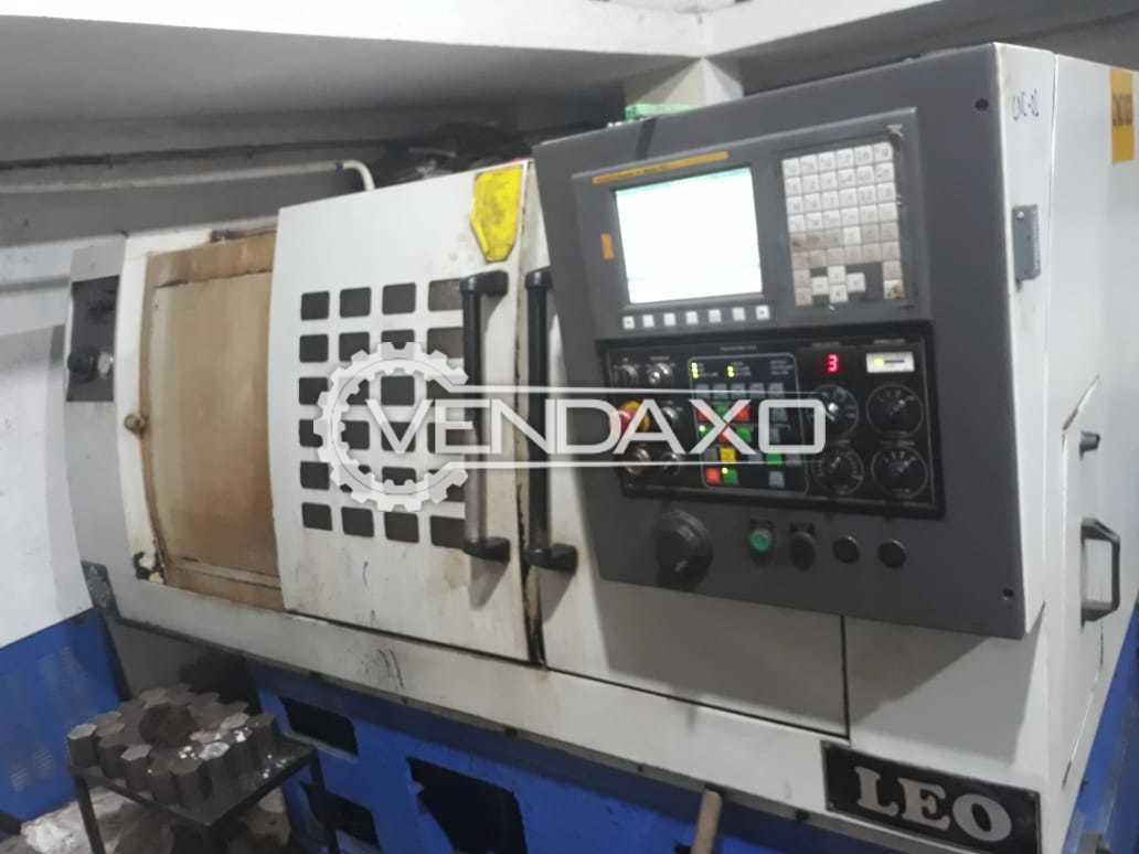 PRIDE Leo CNC Turning Center - Chuck Dia. 200 mm