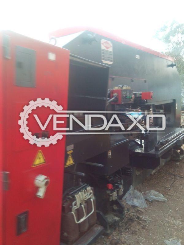 2 Set Of Amada VIPROS 255 CNC Punching Machine - 20 Ton