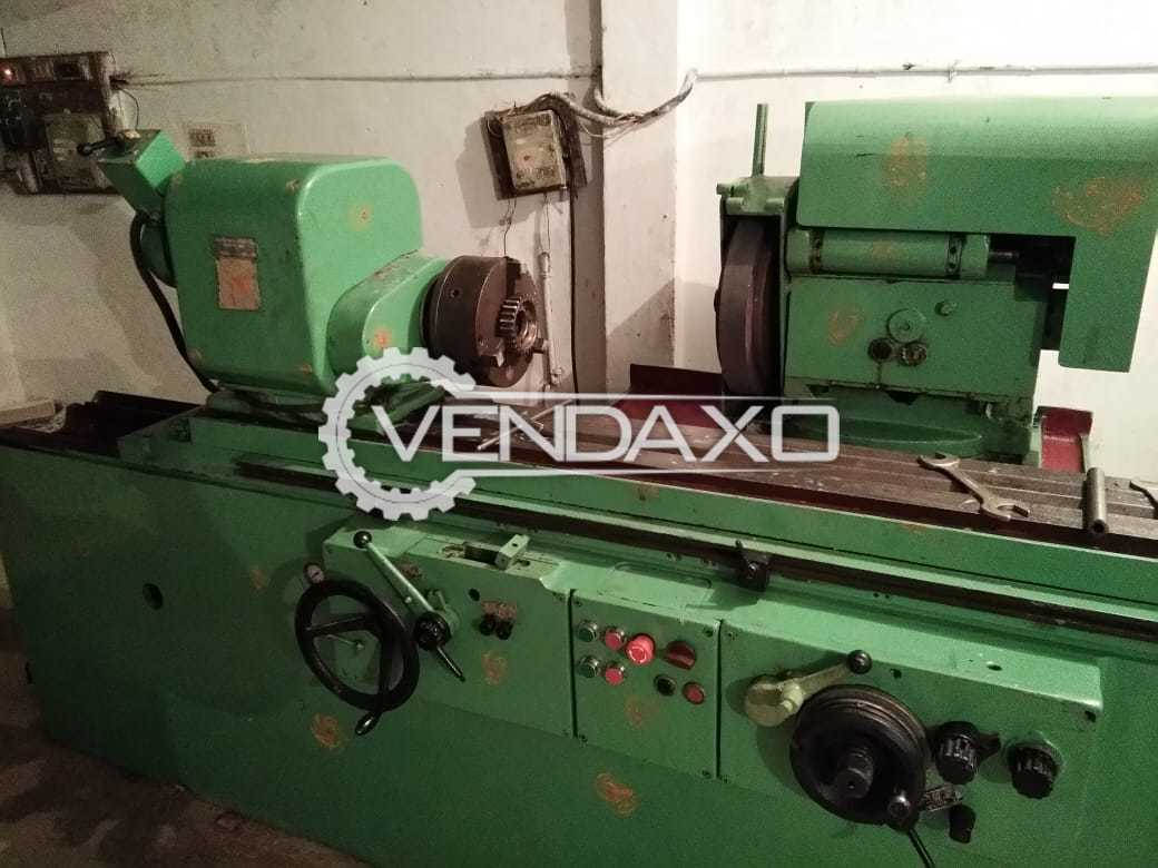 HMT Cylindrical Grinding Machine - Grinding Length - 2000 mm