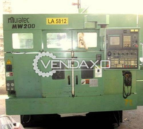 Slant turn machine 500x500