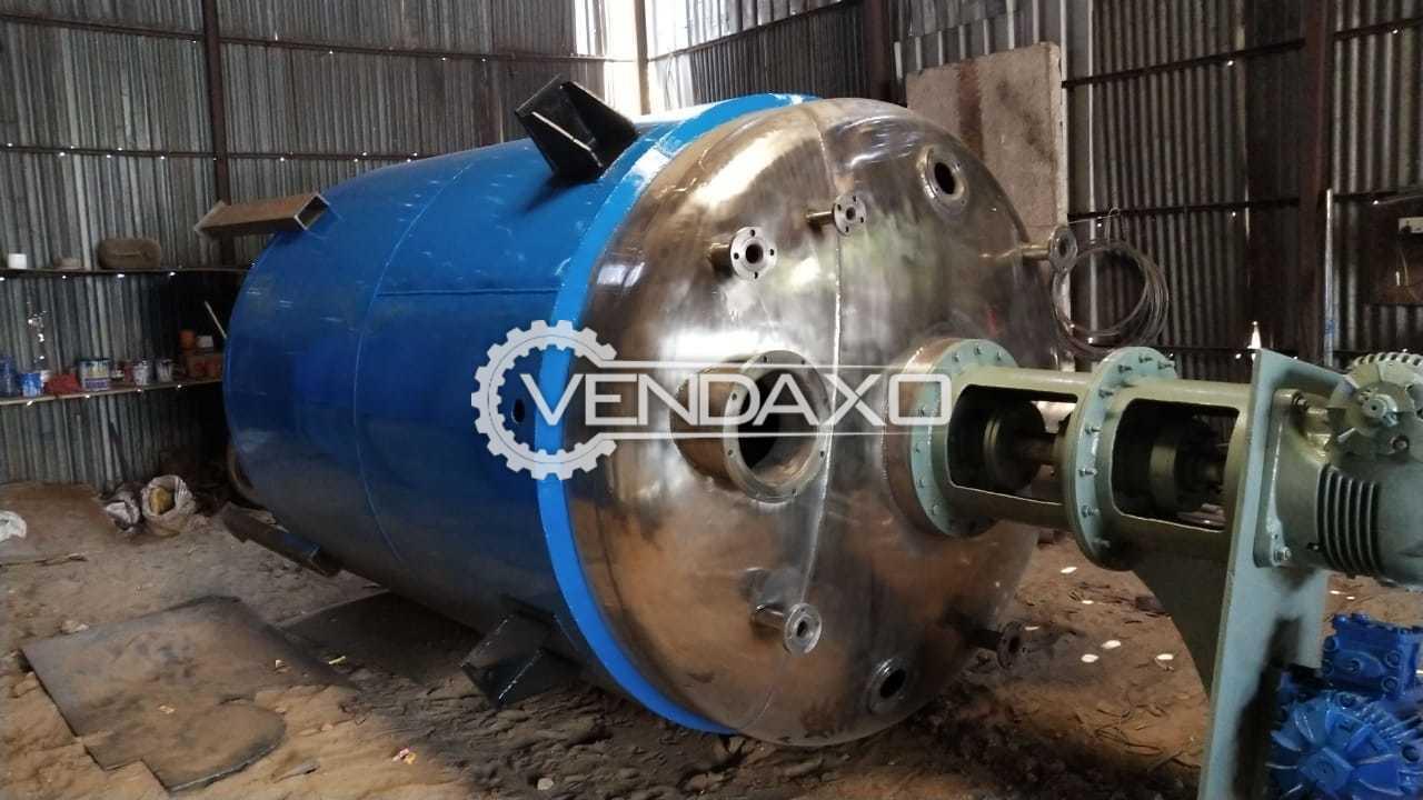 Indian Make Reactor  - 10 KL