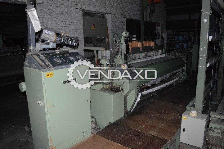 2 Set Of Dornier HTV Loom Machine - Width - 2300 mm, 1990 Model