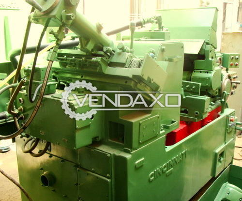 Centerless grinder 500x500