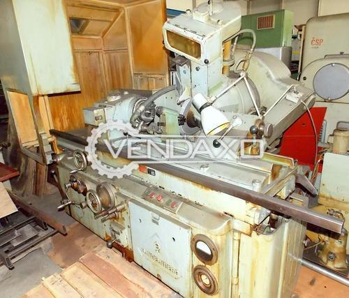 Klingenberg worm grinding 500x500