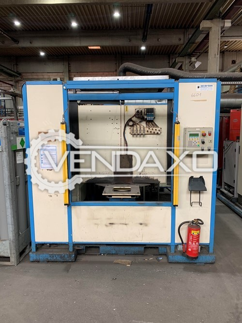 Von der Bank Robotic System Robotic Welding Cell - 5 Axis
