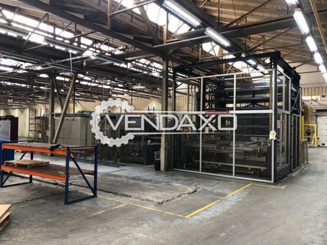 Salvagnini S4 - 3015 Punching Press Machine - 260 KN