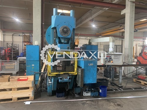 Weingarten NR160 Stamping Press Machine - 160 Ton