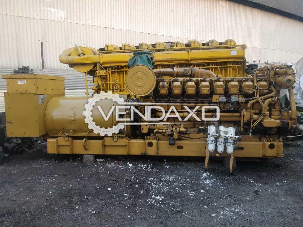 Caterpillar 3516 DITA 2 Sets Diesel Generator - 1600 kVA