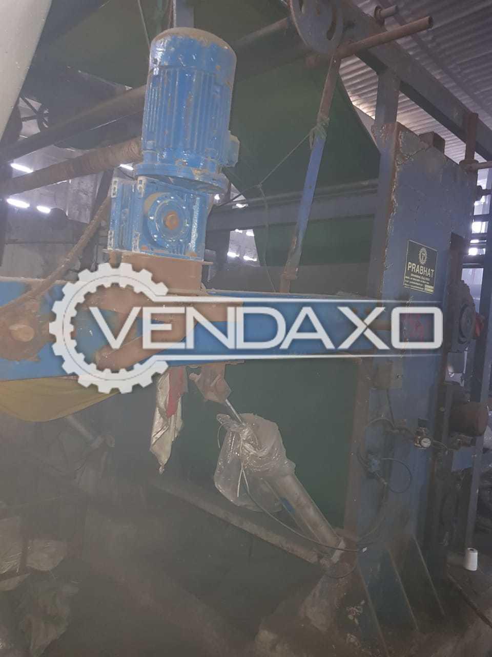 Prabhat Textile Calender Machine - Size - 72 Inch