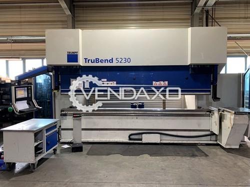 Trumpf TruBend 5230 CNC Press Brake Machine - 2300 Kg